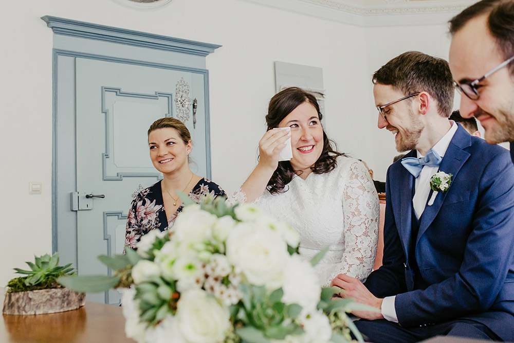 Standesamt heiraten Weingarten